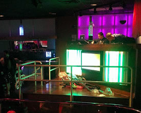 Stellar Sound DJs performing at Top Dog in Cherry Hill